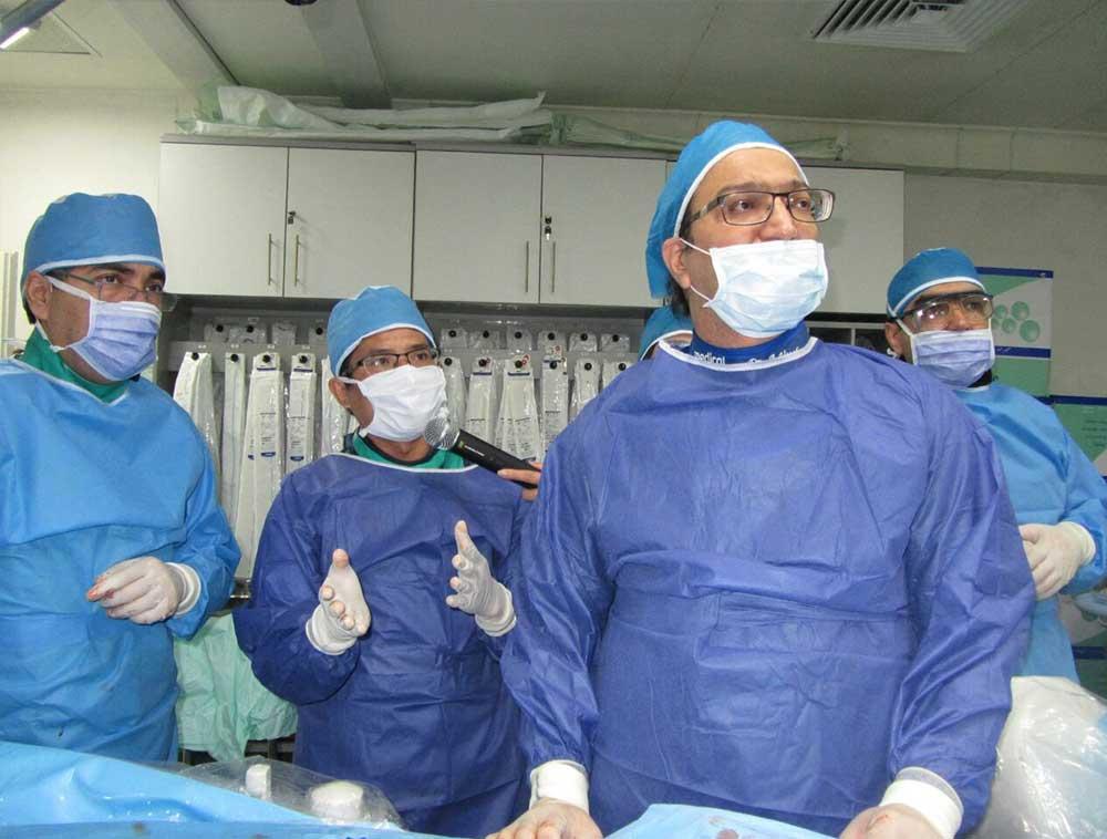 فوق تخصص قلب کودکان - احمد وصال