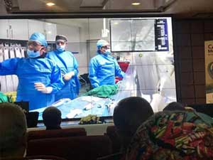 كنفرانس علمی دکتر احمد وصال