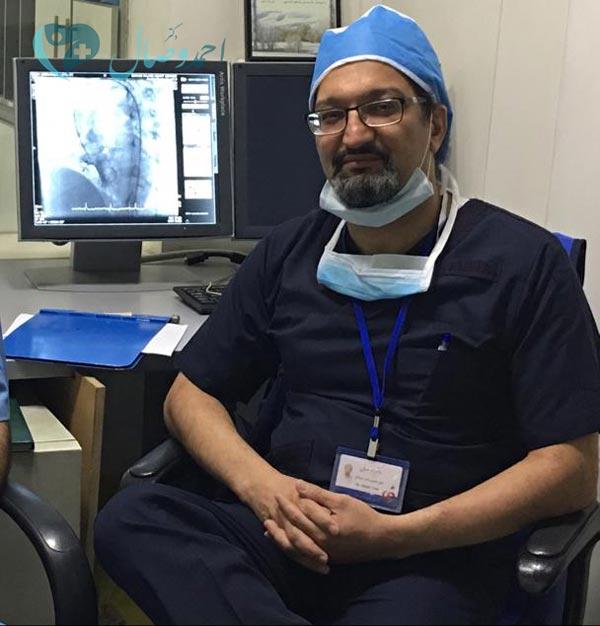 دکتر احمد وصال فوق تخصص قلب اطفال