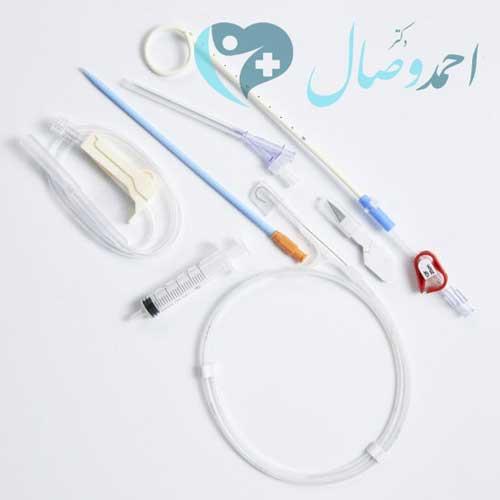 تجهیرات آنژیوگرافی قلب اطفال