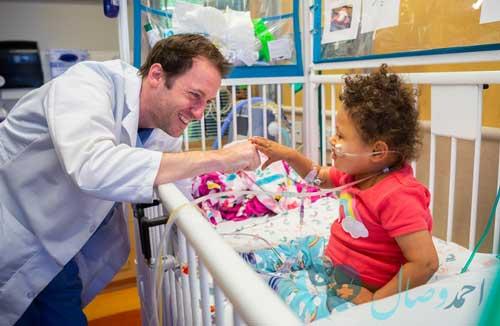 آنژیوگرافی قلب کودکان